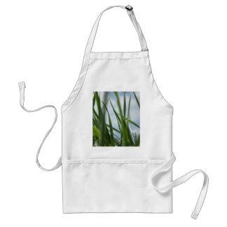 Grass world aprons