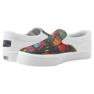 Grassbird Slip-On Shoes