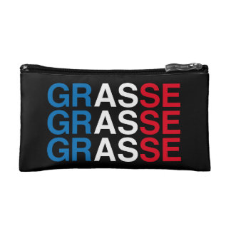 GRASSE COSMETICS BAGS