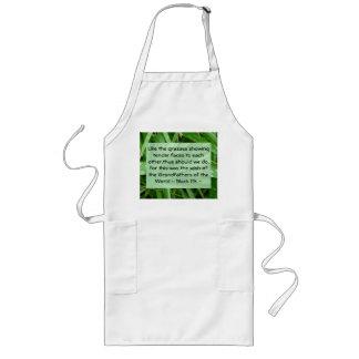 grasses apron