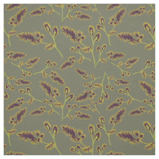 Grasses Pattern 1 Fabric