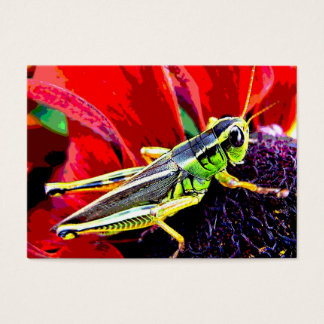 Grasshopper ATC Business Card