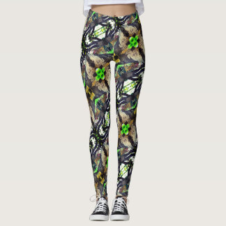 Grasshopper Leggings