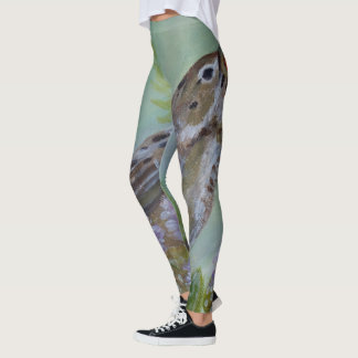 Grasshopper Warbler Leggings