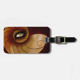 Grassonius V1 - watching eye Luggage Tag