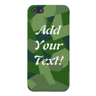 Grassy Camo Cover For iPhone 5
