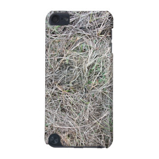 Grassy Ground With Mostly Dead Grass iPod Touch (5th Generation) Case