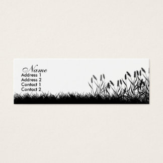 Grassy Profile Card