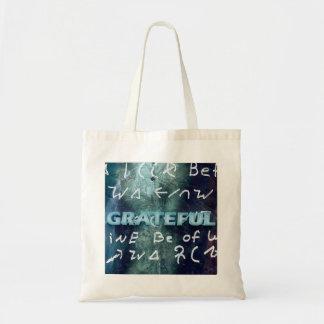 Grateful Album Cover Tote Bag