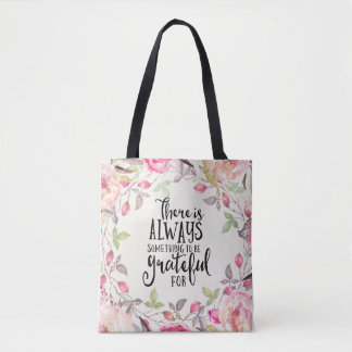 Grateful All Over Print Bag