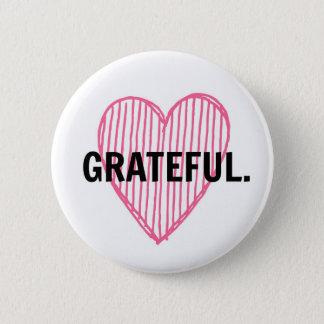 Grateful Heart Pin