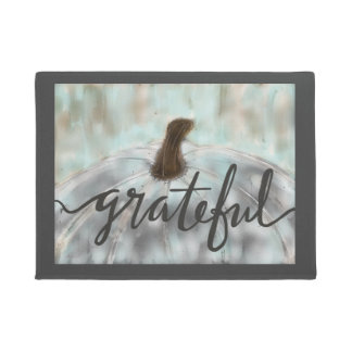 Grateful Outdoor Doormat