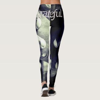 grateful. Religious Design Full print Leggings