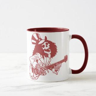 Grateful Ted red -mug