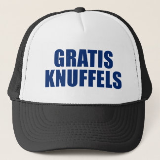 Gratis Knuffels Trucker Hat