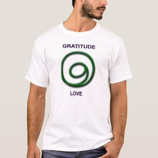 Gratitude and Love t-shirt