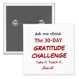 Gratitude Challenge Button