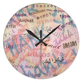 Gratitude Clock