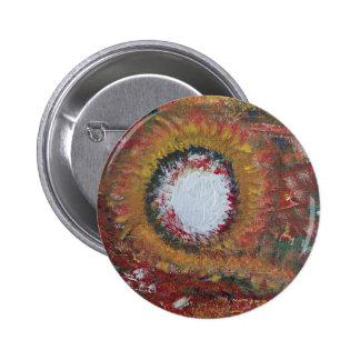 Gratitude Energy 6 Cm Round Badge