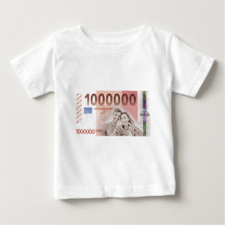 Gratuity to the wedding - 1-Mio-Euro Baby T-Shirt