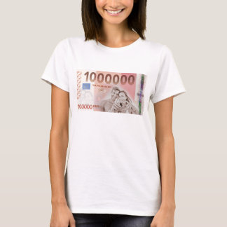 Gratuity to the wedding - a million-euros T-Shirt