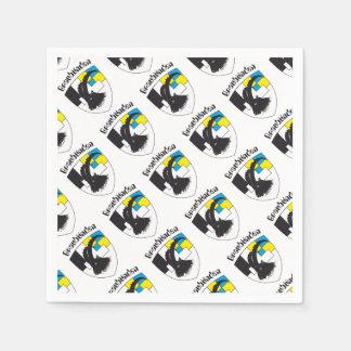 Graubünden Switzerland paper-napkins Disposable Napkin