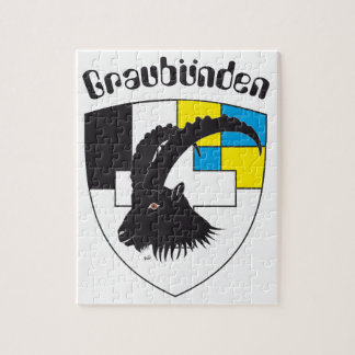 Graubünden Switzerland puzzle