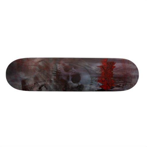Grave Ascension Skateboard!