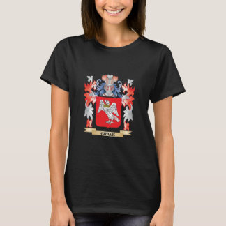 Grave Coat of Arms - Family Crest T-Shirt