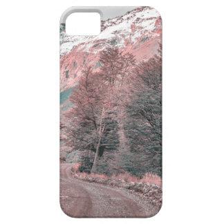 Gravel Empty Road - Parque Nacional Los Glaciares Barely There iPhone 5 Case