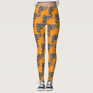 Gravel Gun Leggings
