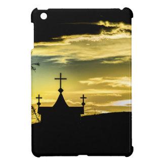 Graves at Side of Road in Santa Cruz, Argentina iPad Mini Cases