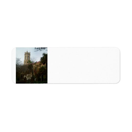 Graveyard Address Labels