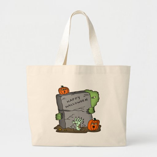Graveyard Ghoul Monster Bag