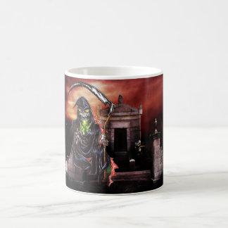 Graveyard Grim Reaper Mug