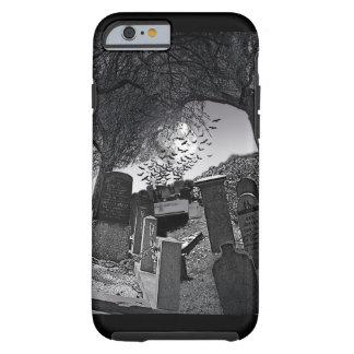 Graveyard Moon Phone cover Tough iPhone 6 Case
