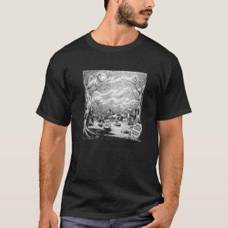 Graveyard Witch T-Shirt