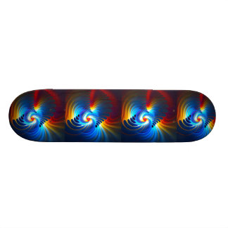 Gravitational Blueshift Skate Board Deck