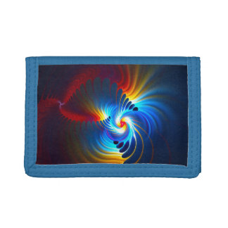 Gravitational Blueshift Tri-fold Wallets