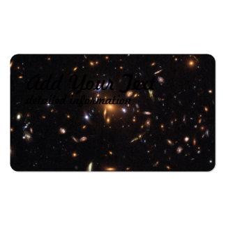 Gravitational Lens Pack Of Standard Business Cards