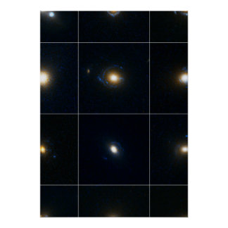 Gravitational Lens Candidates Print