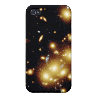 Gravitational Lens Captures Image of Primeval Gala iPhone 4/4S Cover