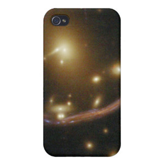 Gravitational Lens Detail in Abell 370 iPhone 4/4S Cases