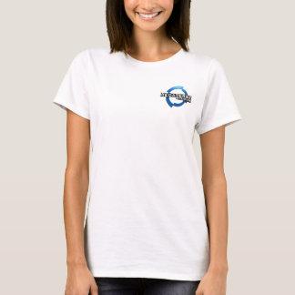 Gravitronix Logo Ladies Baby Doll T-Shirt
