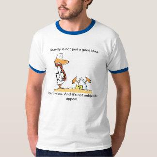 Gravity Aviation Cartoon Shirt