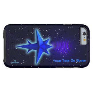 Gravity Drive Spacecraft Tough iPhone 6 Case