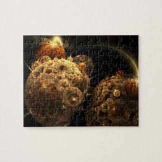 Gravity - Fractal Art Puzzle