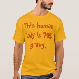 Gravy Lover T-Shirt