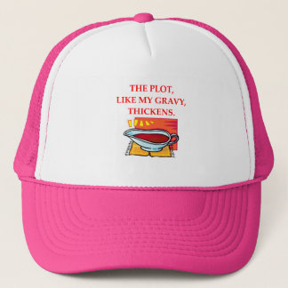 GRAVY TRUCKER HAT