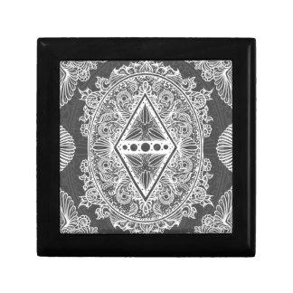Gray, Age of awakening, bohemian, newage Gift Box